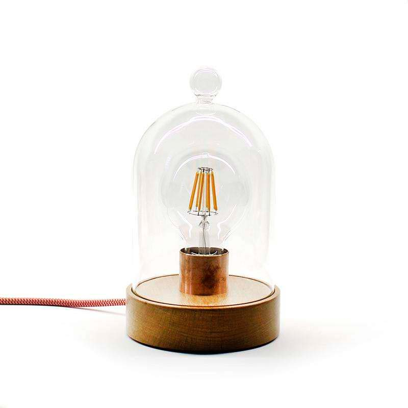 Fanal decorativo LED BELL JAR 210, 6W, regulable, Blanco cálido, Regulable